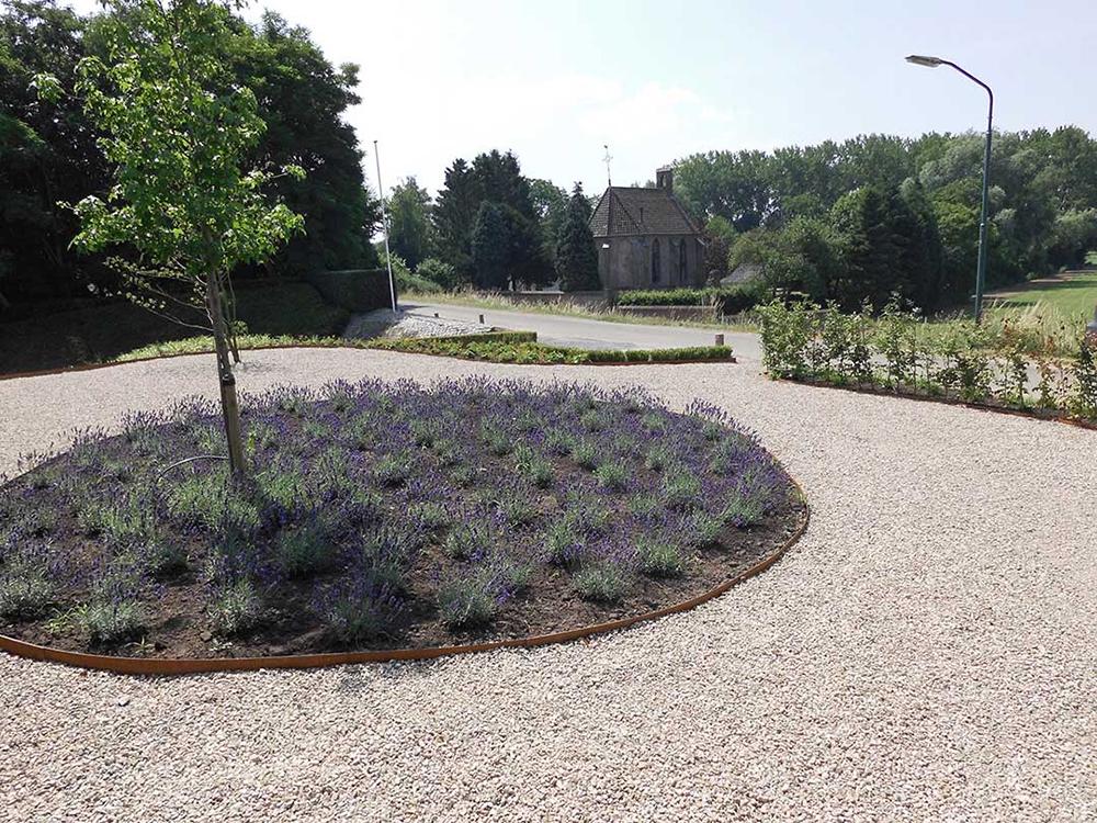 Landelijke tuin Heusden